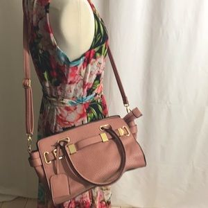 JustFab Tote with crossbody strap